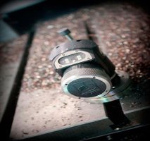 Manutenção de moldes e matrizes