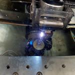 Usinagem em metal duro