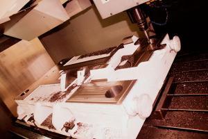 Manutenção de moldes